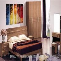 板式家具/酒店家具/**板式套房床板家具