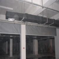 亿晟嘉合 玻璃挡烟垂壁 单片玻璃挡烟垂壁 海量库存