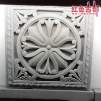 厂家定做浮雕工艺品影壁挂件 背景墙装饰 古建材料 青砖雕刻
