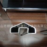 304不锈钢槽管 地铁扶手用管 不锈钢工程材料