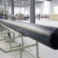 抗冲击抗高压的PE管道φ355 PE给水管道 厂家直供pe管材 PE饮水管 自来水公司专用