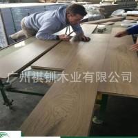 硼实木复合地板 3色可选 CE认证 木地板出口橡木地板