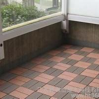 供应新森岱木塑地板塑木地板