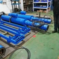 隧道施工用卧式潜水泵_200方200米大功率QKS潜水电泵 隧道施工用卧式潜水泵