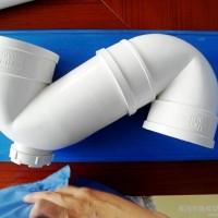 威海鲁威塑业 管件管材螺旋管 塑料管材
