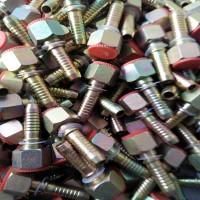 【兴霖】液压胶管接头 过渡接头  英制碳钢接头 液压管件厂家