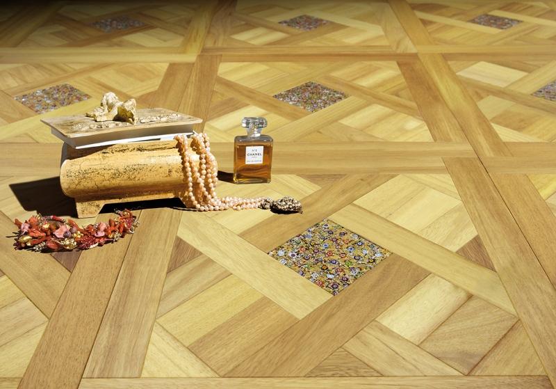 得高实木复合地板魅力全开满足家装审美需求