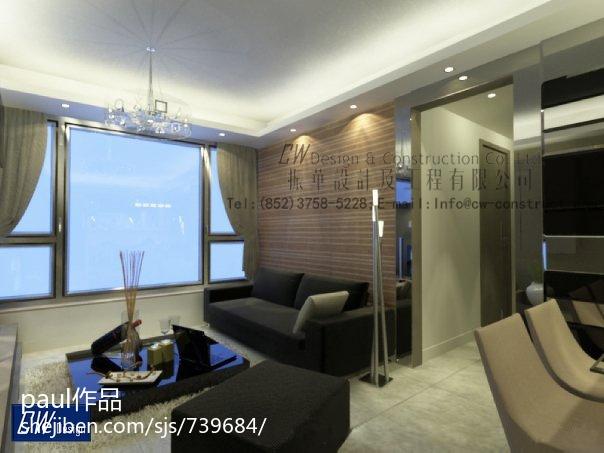 客厅现代灯具特点介绍现代简约风格客厅灯具如何选择